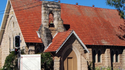 Pymble Uniting Church building