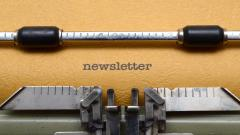 picture of old style typewriter